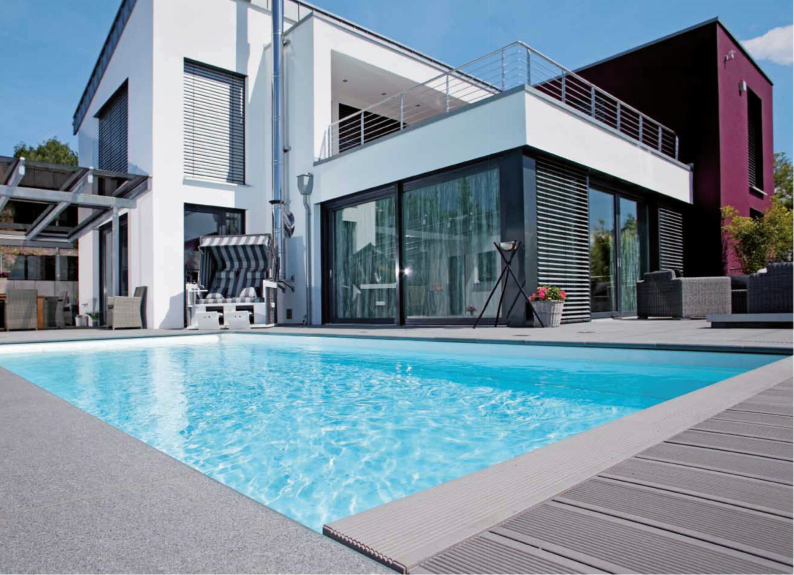 Haus am Pool