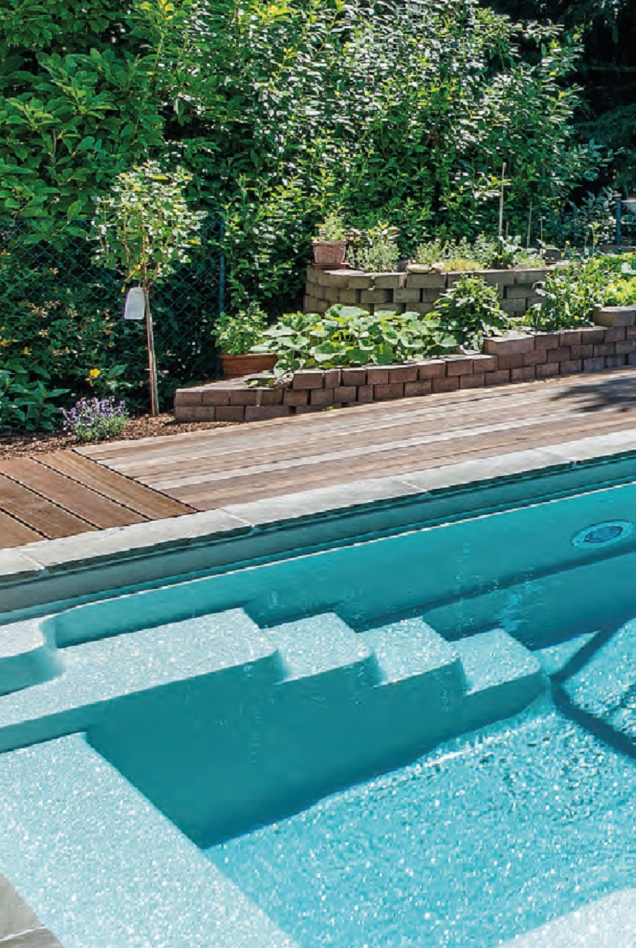 Baltes Swim, Spa & Home GmbH Carbon Ceramic Pool Elegant 2019