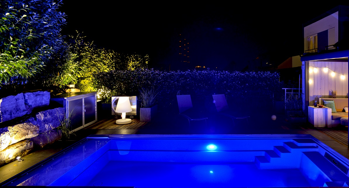Elegant Baltes Swim Spa Home Trier Luxembourg