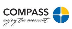 Bildergebnis für compass pools logo
