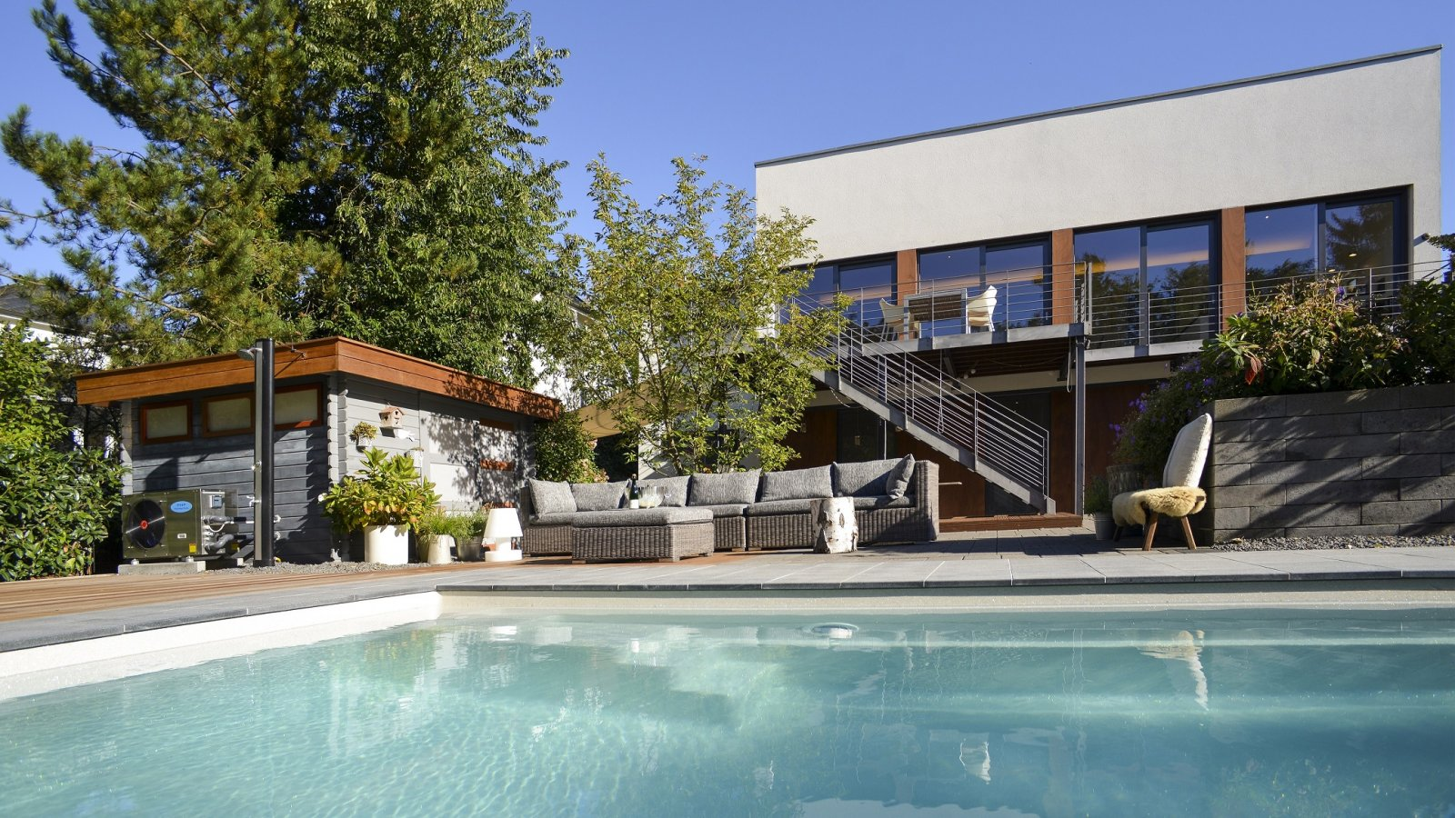 Compass Carbon Ceramic Pool Baltes Swim, Spa & Home GmbH Trier Luxembourg