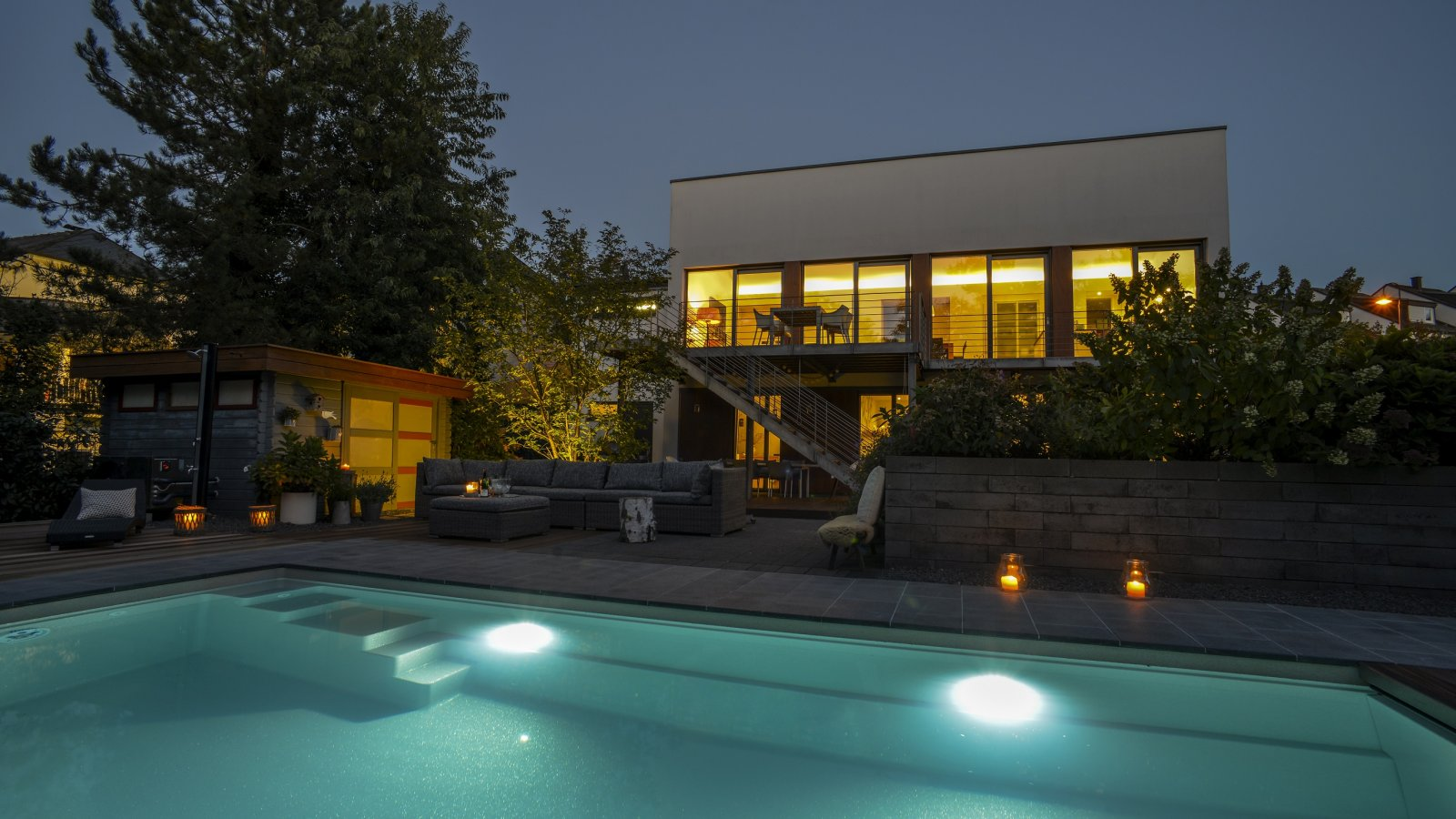 Compass Carbon Ceramic Pool Max 83 in Trier Baltes Swim, Spa & Home GmbH Trier Luxembourg
