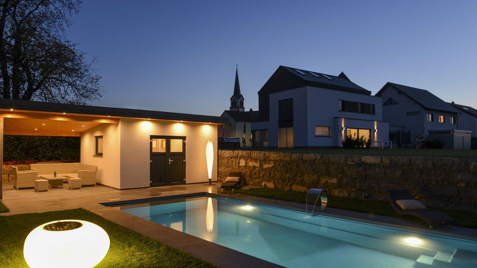 Schwimmbadbau in Trier, Saunabau, Whirlpools, Pools, Schwimmbad ...