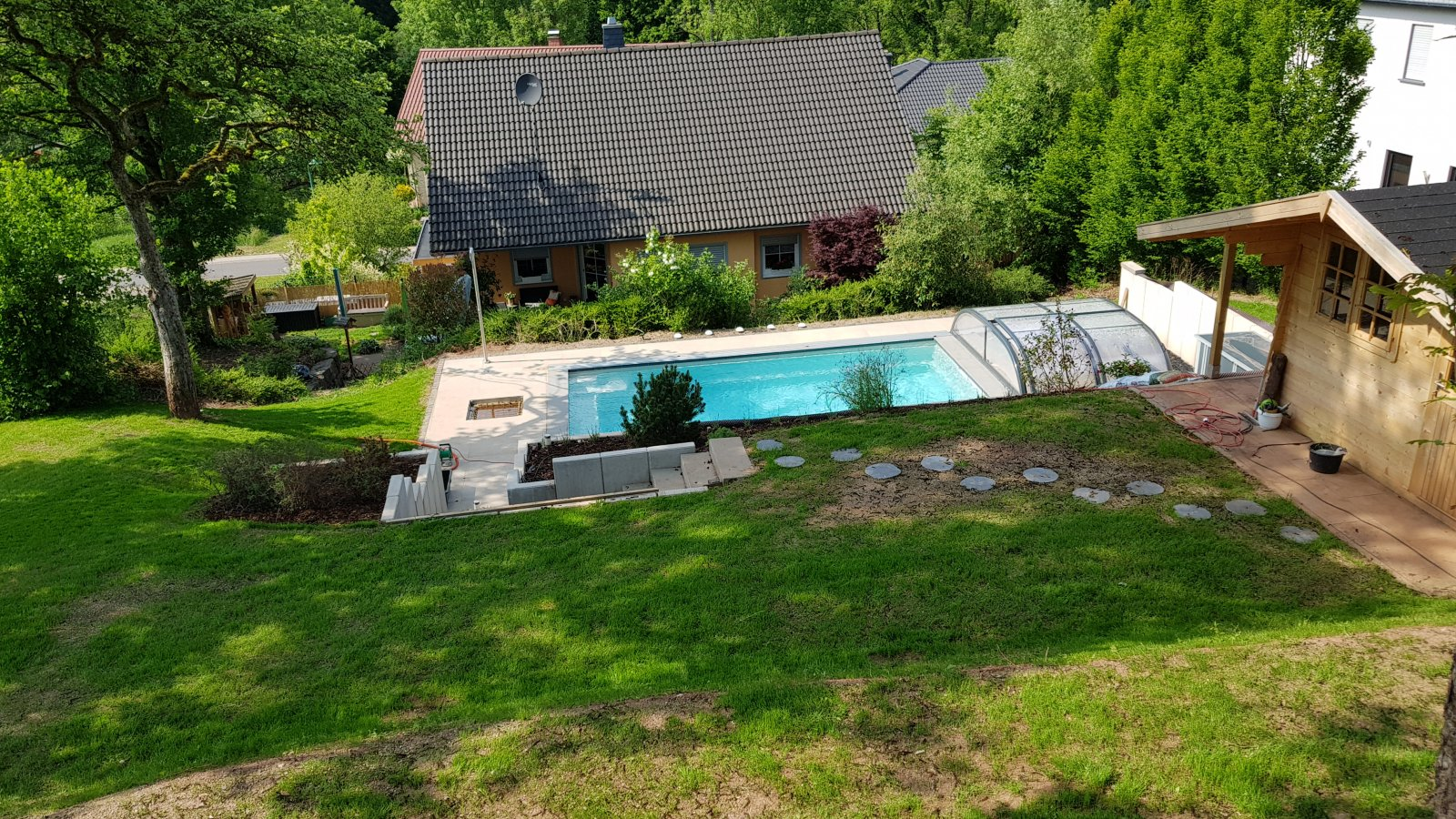 Pool, Baltes Swim, Spa & Home GmbH, Trier - Luxembourg
