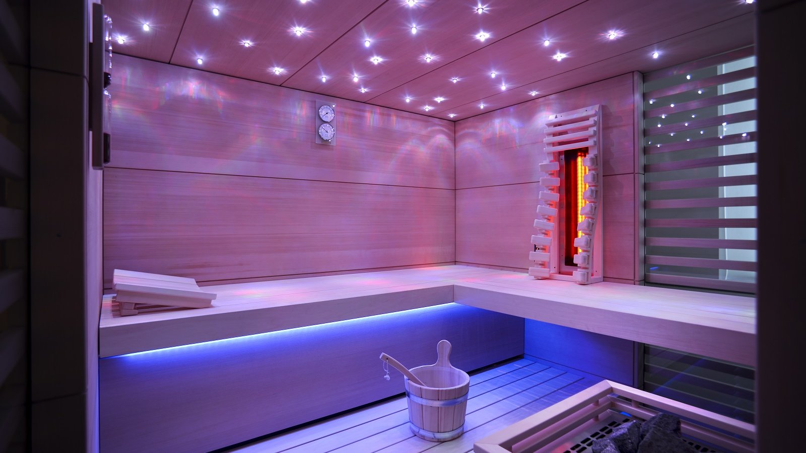 Baltes Spa - Sauna Ultraline