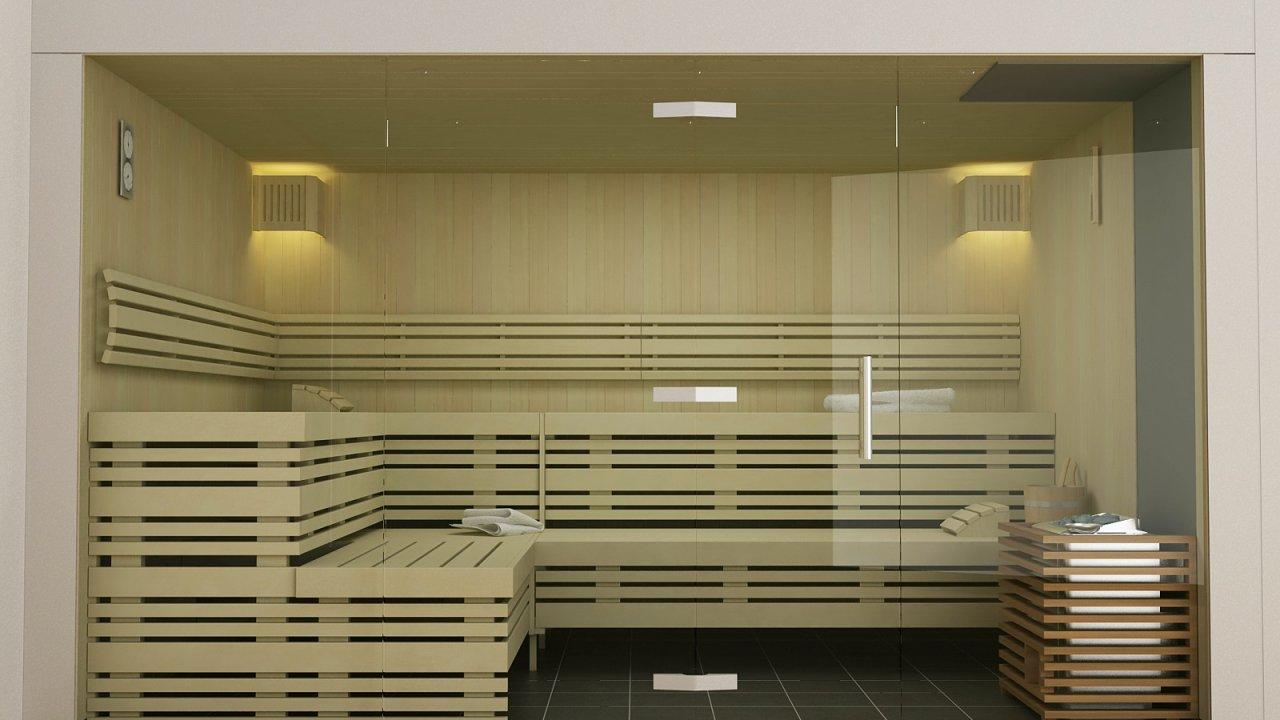 design element sauna. Black Bedroom Furniture Sets. Home Design Ideas