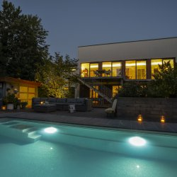 Compass Carbon Ceramic Pool in Trier Baltes Swim, Spa & Home GmbH