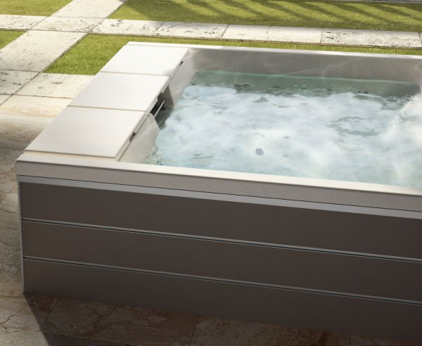 Teuco Seaside 640 Hydrospa Whirlpool Jacuzzi Baltes Swim Spa Home Trier