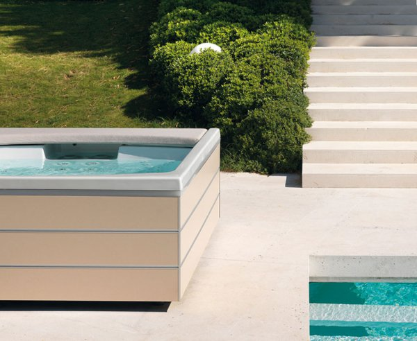 Teuco Seaside 641 Hydrospa Whirlpool Jacuzzi Baltes Swim Spa Home Trier